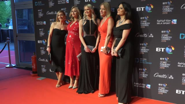 GBR: BT Sport Industry Awards