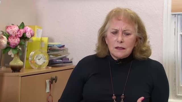 victim of rotherham grooming gang calls for change in law after council suggests her rapist should play a part in her son's life; england: london:... - gang stock videos & royalty-free footage