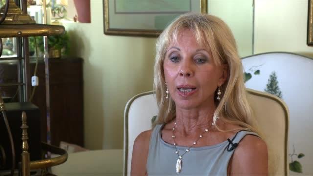 Victim Talks About Filner Sexual Harrassment on July 24 2013 in San Diego California
