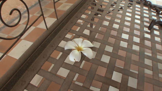 cu pan victim's bed with torture instruments in cell in tuol sleng school, phnom penh, cambodia - genocide stock videos & royalty-free footage