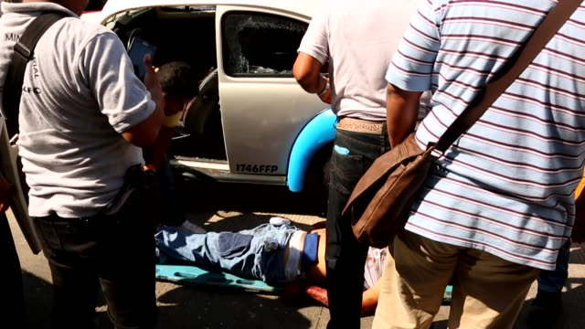 Victims of cartel murders in Acapulco Mexico