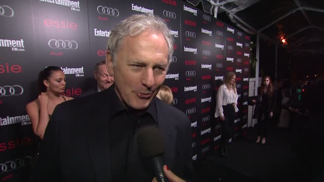 INTERVIEW Victor Garbor on Argo on playing a real life character on the movie's success at Entertainment Weekly Hosts Celebration Honoring the Screen...