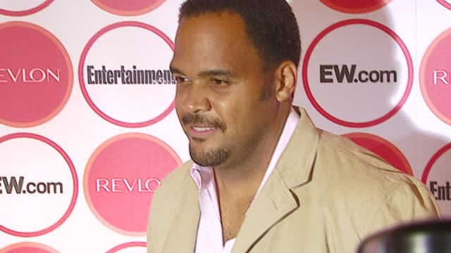 stockvideo's en b-roll-footage met victor williams at the entertainment weekly magazine 4th annual pre-emmy party at republic in los angeles, california. - pre emmy party