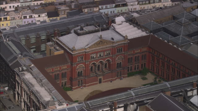 victoria and albert museum - museum stock videos & royalty-free footage