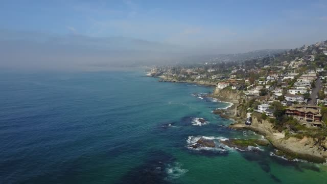 victoria beach - laguna beach california stock videos & royalty-free footage