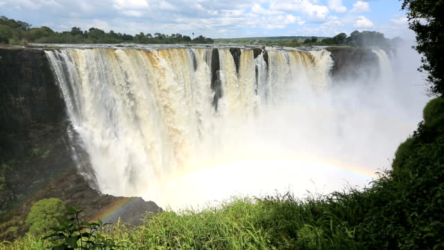 victoria falls - zimbabwe stock videos & royalty-free footage