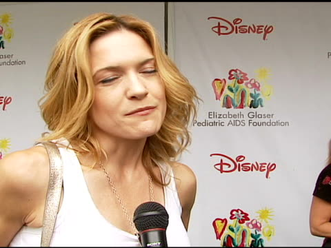 Victoria Pratt on being at the event on how and why she got involved with and supports the Foundation what makes the 'Time For Heroes' carnival...