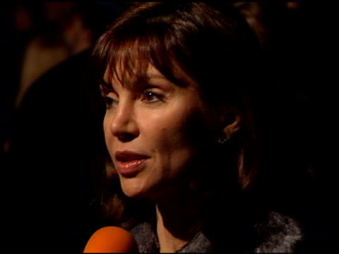 victoria principal at the 'payback' premiere at paramount studios in hollywood california on january 28 1999 - paramount studios stock videos and b-roll footage