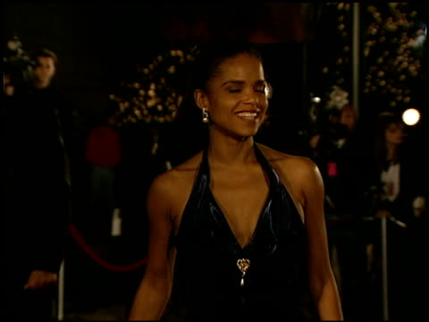 victoria rowell at the naacp 28th annual image awards on february 8 1997 - naacp stock videos & royalty-free footage
