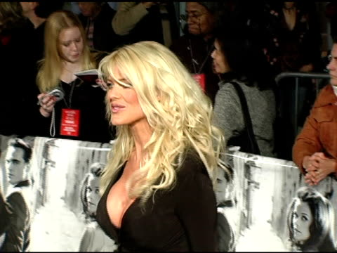 Victoria Silvstedt at the 'Walk The Line' New York Premiere at the Beacon Theater in New York New York on November 13 2005