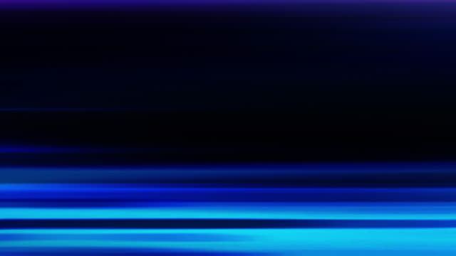 video background 2270: blue horizontal streaks blur across the frame - full frame stock videos & royalty-free footage