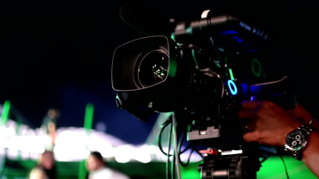 ビデオカメラ - ビデオカメラ点の映像素材/bロール
