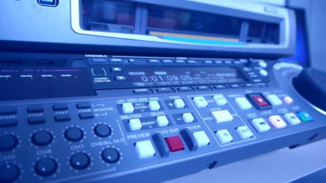 video cassette recorder - western script stock videos & royalty-free footage