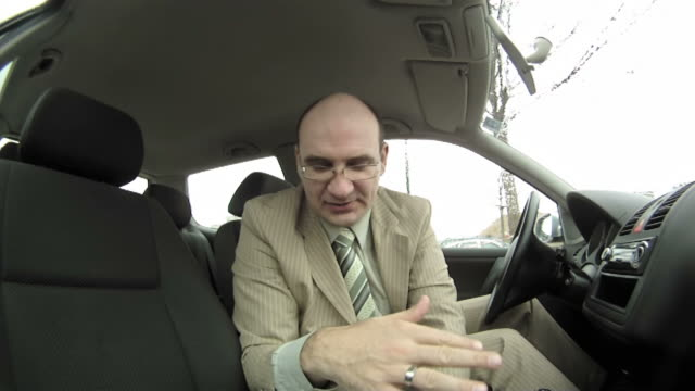 HD: Video Conference In The Car