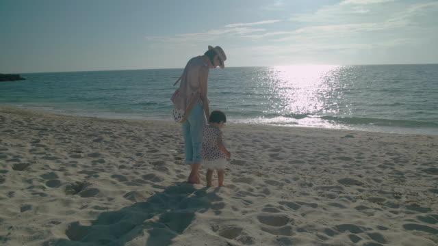 4 K ビデオ - 家族の生活の中で日
