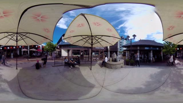 A 360VR video from 'Little Tokyo'