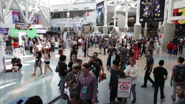 Video Game Expo in Los Angeles California US on Teusday June 12 2018