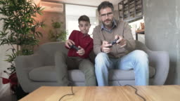 Video Games - Son vs Dad