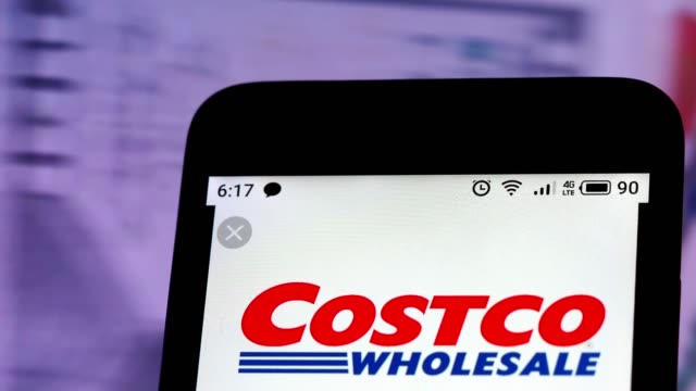 Worlds Best Costco Wholesale Corporation Stock Video Clips