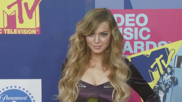 Video Music Awards at Los Angeles CA