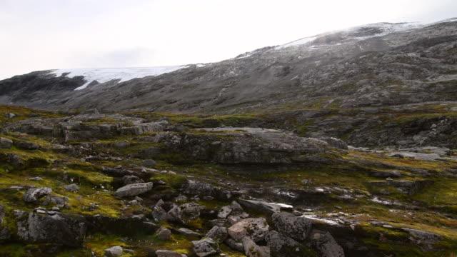 岩山のビデオ。 - 地衣類点の映像素材/bロール