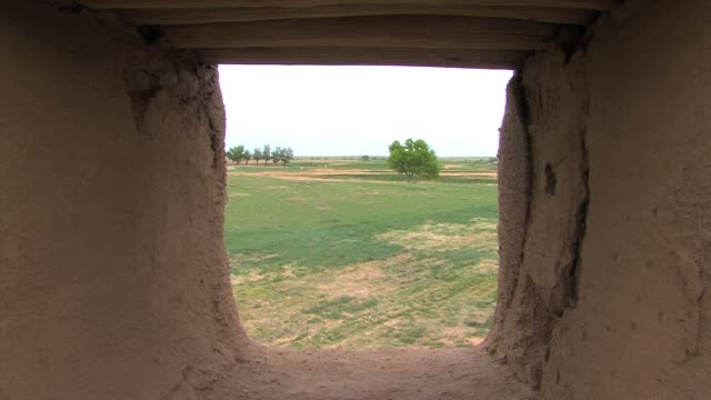 Video of Bents Old Fort a reconstructed 1840s trading post in southeastern Colorado on the plains where people dress up in period costumes and show...