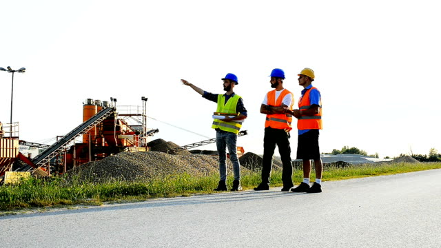 Video of decision makers in engineering and construction industry