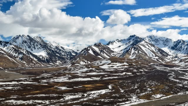 video of denali national park - national landmark stock videos and b-roll footage