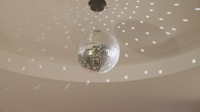 video of disco ball - disco dancing stock videos & royalty-free footage