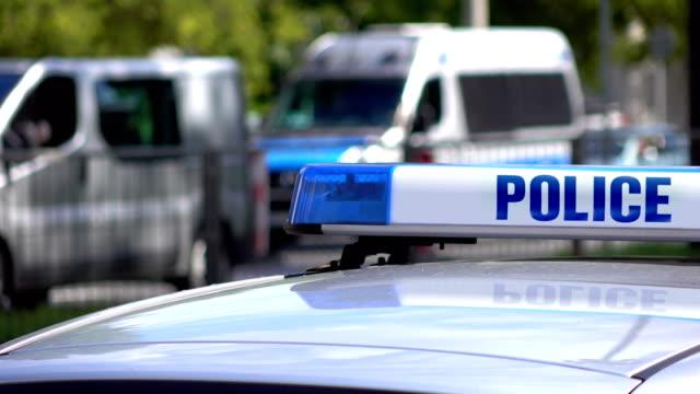 Video voor politie lights in 4K