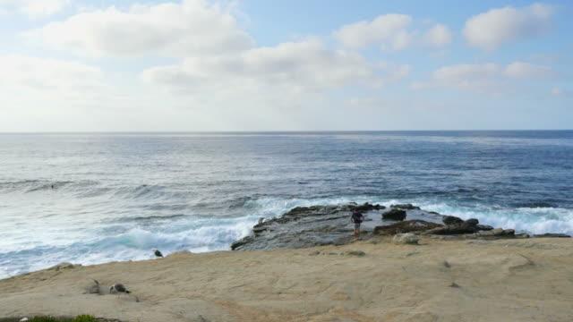 Video of rocks in California in 4K