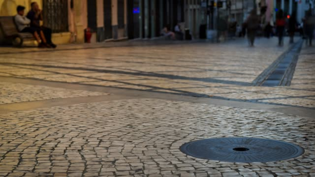 Video of street of Coimbra