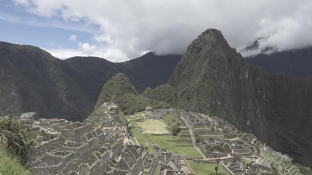 Video of the iconic Machu Picchu