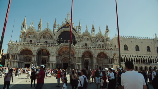 video postcards from italy: venezia - venice italy stock videos & royalty-free footage