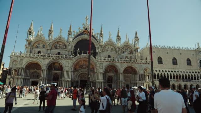イタリアからのビデオポストカード:ベネチア - ヴェネツィア点の映像素材/bロール