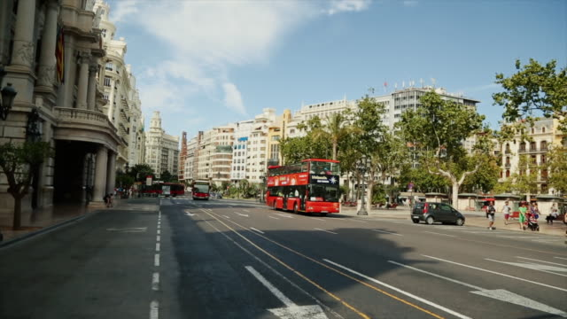 video postcards of the city of valencia, spain - spanish culture stock videos & royalty-free footage