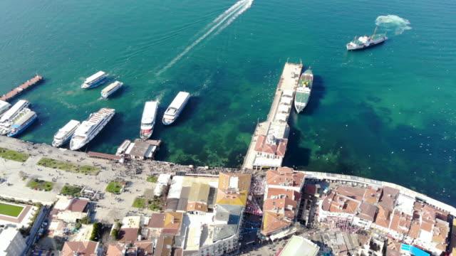 4k video princes islands (adalar), istanbul, turkey - ozgurdonmaz stock videos and b-roll footage