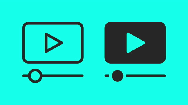 Video Streaming - Vector Animate