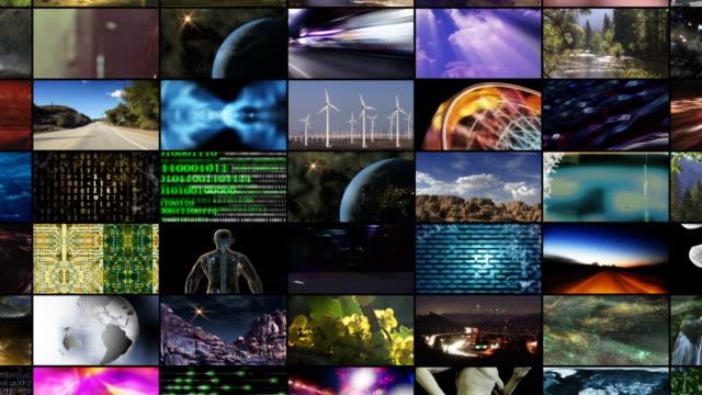 Video Wall: Big Wall Zoom