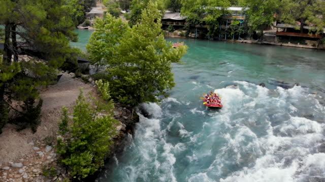 4K Video, White water rafting