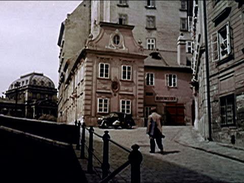 vidéos et rushes de 1956 vienna - austria