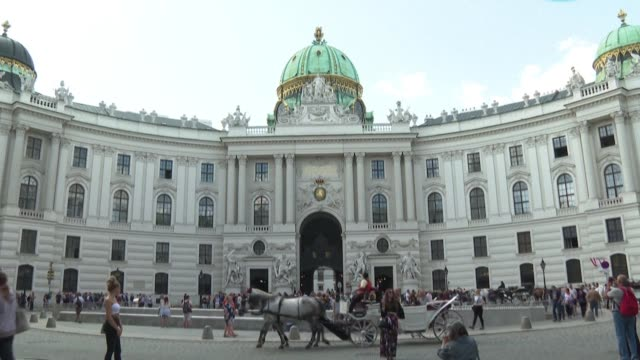 viennese locals react to the austrian capital vienna retaining once again its ranking as the world's most liveable city according to an annual report... - traditionally austrian stock videos & royalty-free footage