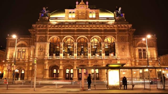 Weense operahuis, Wenen, Oostenrijk.