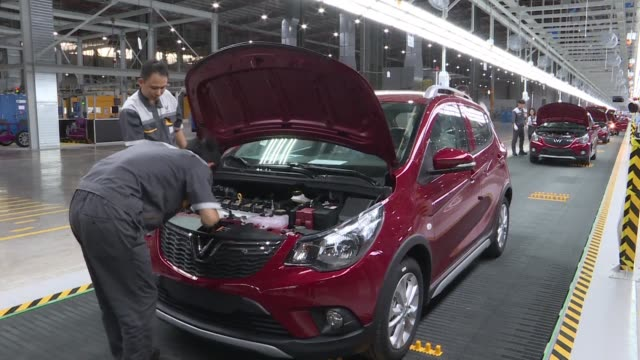 vietnam's first homegrown carmaker vinfast will deliver its first cars on june 17 the company say as it officially opened its factory in the country... - vietnam stock videos & royalty-free footage
