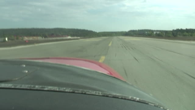 view from an small aircraft. - telemark stock videos and b-roll footage