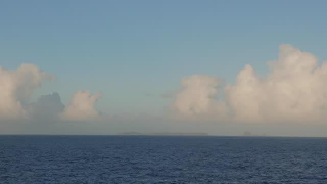 View into land (Muko-jima), Ogasawara, Japan