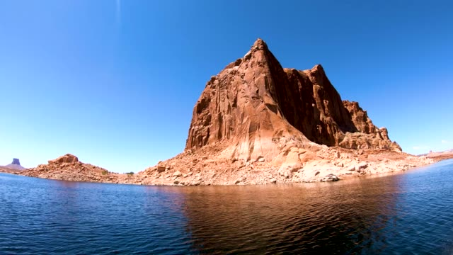 view lake powell national park vacation resort usa - lake powell stock videos & royalty-free footage