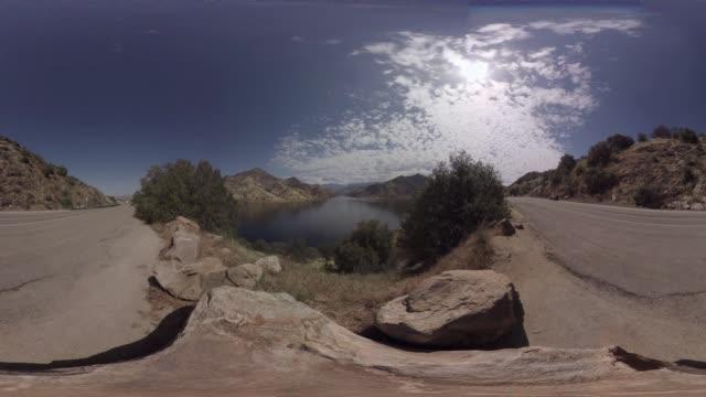 vídeos y material grabado en eventos de stock de view of a lake near sequoia national park. - parque nacional de secoya