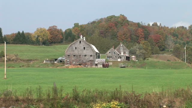 View of a residential in Vermont United States