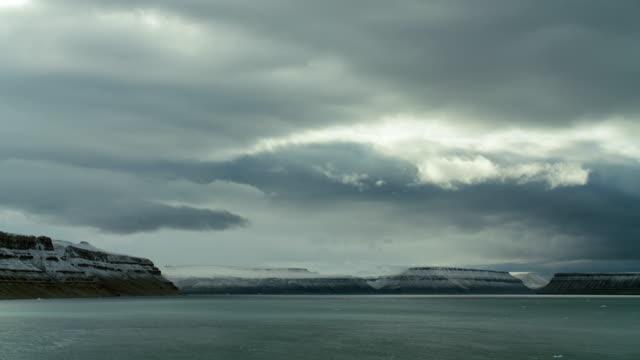 View Of Arctic Devon Island Fjords